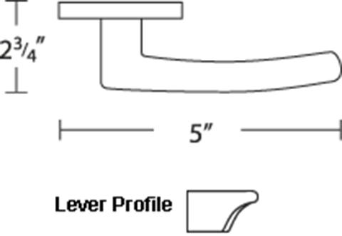 #226 Lever Line Art
