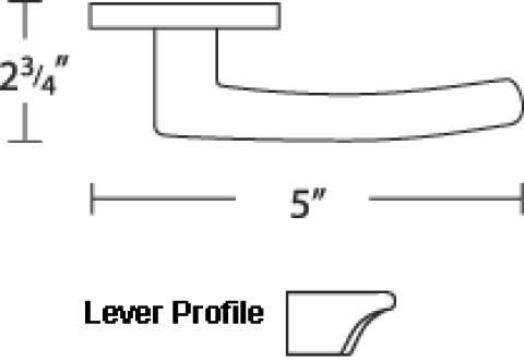 #226S Lever Line Art