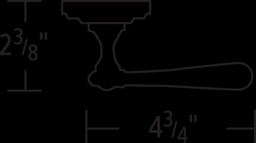 #251 Lever Line Art