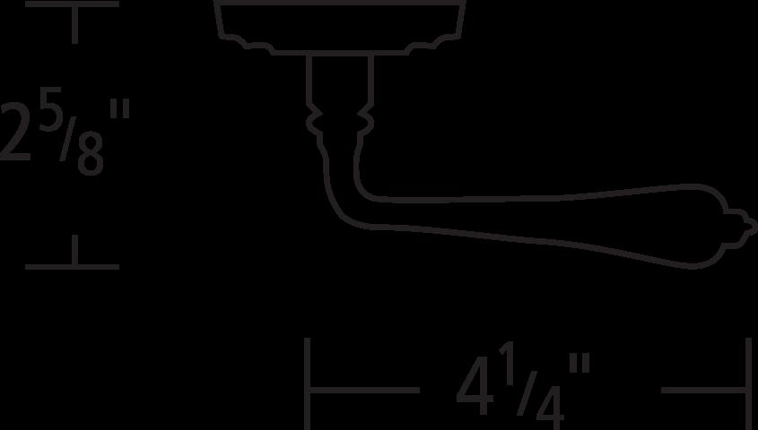 #252 Lever Line Art