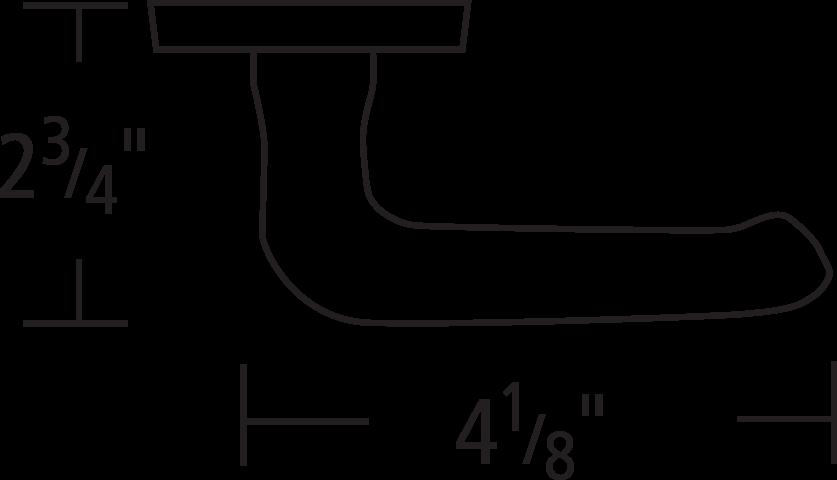 #42 Lever Line Art