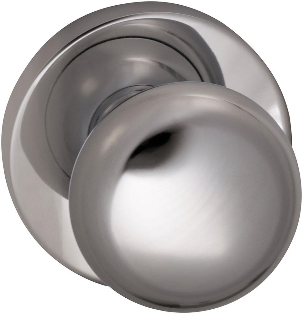 Item No.458MD (US26 Polished Chrome Plated)
