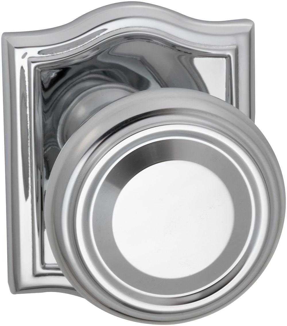 Item No.565AR (US26 Polished Chrome Plated)