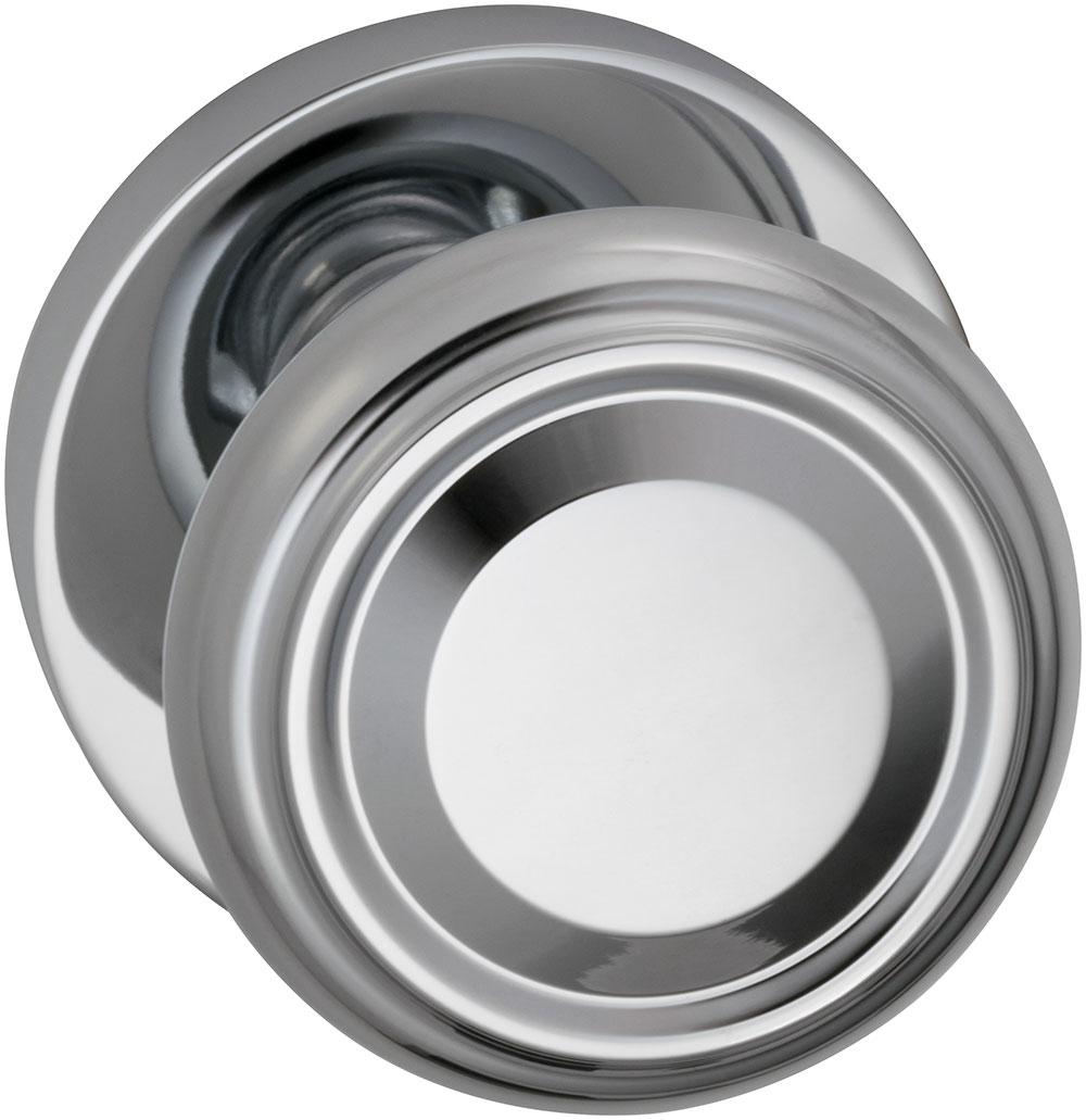 Item No.565MD (US26 Polished Chrome Plated)