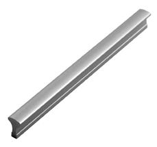 Item No.AL401/152.28 (Modern Aluminum Pull – Solid Aluminum)