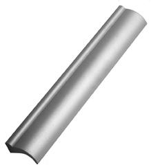 Item No.AL405 (Modern Aluminum Pull – Solid Aluminum)