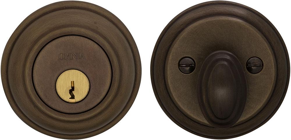 Item No.COLDB (US5A Antique Bronze, Unlacquered)