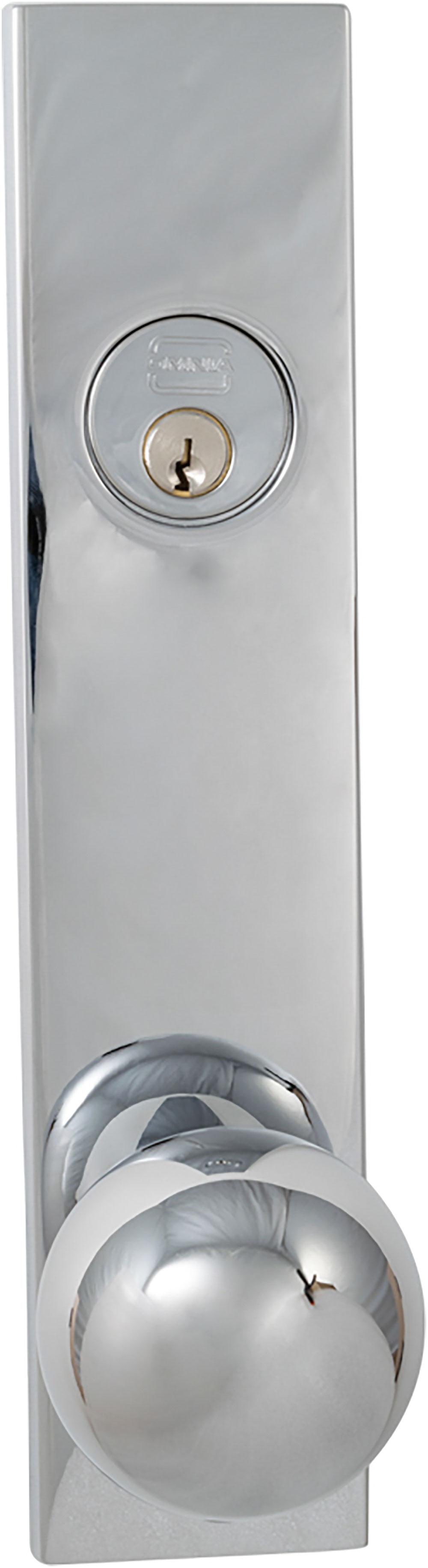 Item No.D12198 (US26 Polished Chrome Plated)
