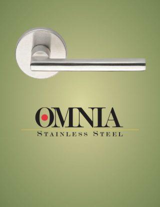 OMNIA Stainless Steel Door Hardware
